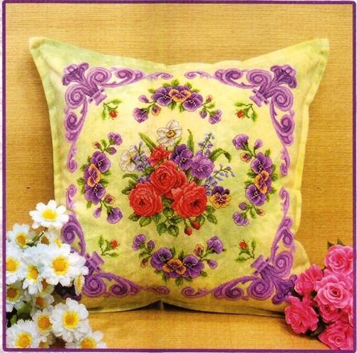 Цветочная феерия подушка вышивка крестом.jpg
