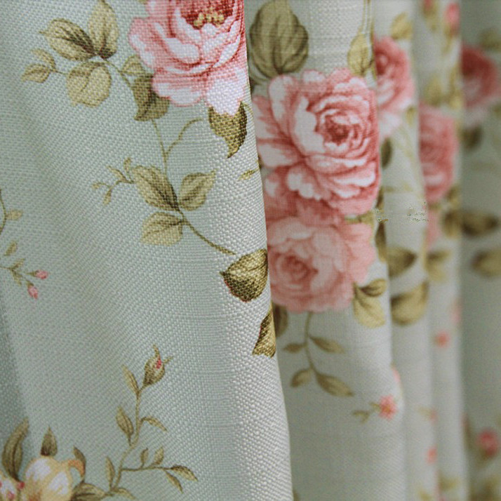 Ice-Blue-Little-Pink-Flowers-Polyester-Cotton-Eco-friendly-Curtains-(Two-Panels)-C0480-03.jpg